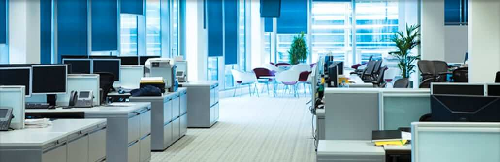Commercial Office Access Flooring