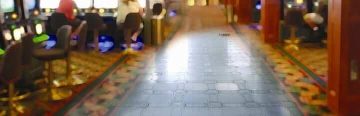 Access Flooring Solutions for Casinos