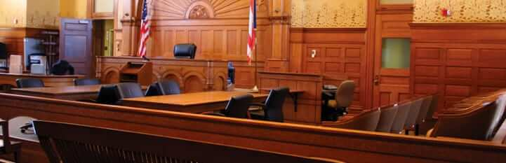 Access Flooring Solution for Courtrooms