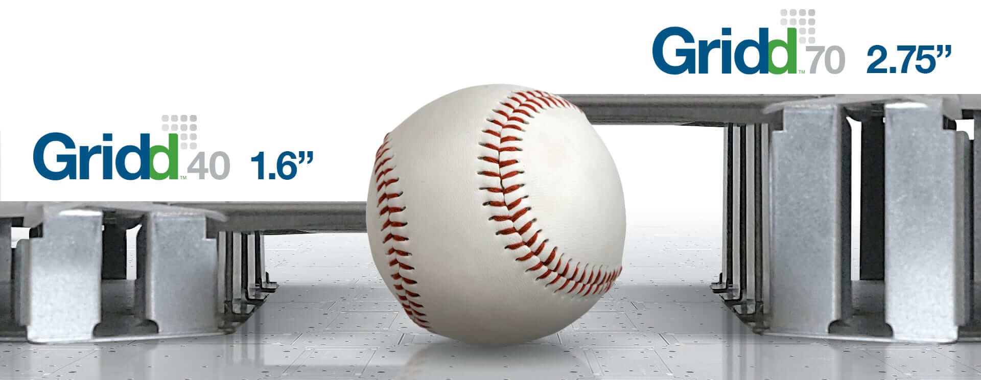 Low Profile Raised Floor With Baseball